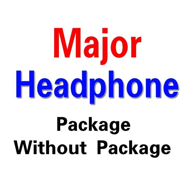 18.62$  Buy here - http://ali85e.shopchina.info/go.php?t=32549563889 - Major DJ Studio Headphone With Microphone & Remote On-Ear Pro Stereo Earphone Headphones Headset Computer Headphones  #buychinaproducts