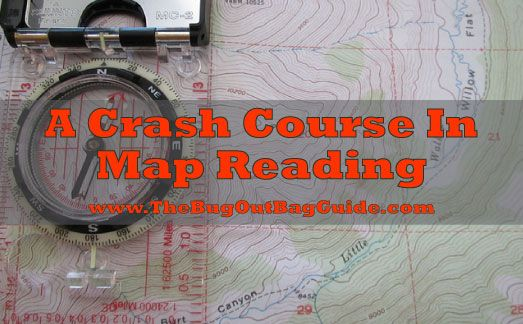 Learn These Map Reading Skills To Never Get Lost Again -Posted on May 7, 2014 by Chris Ruiz