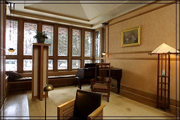 Purcell Cutts House Flw 1913 Minneapolis Mn Frank