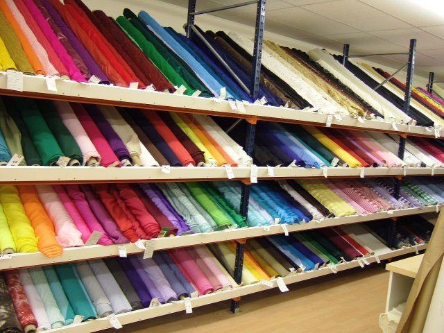 buy fabric online or visit shop near Cabot Circus Fabric Land
