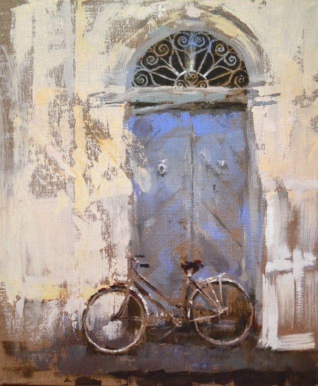 Saatchi artista online fernanda cataldo aceite pintura - Pintura al aceite ...