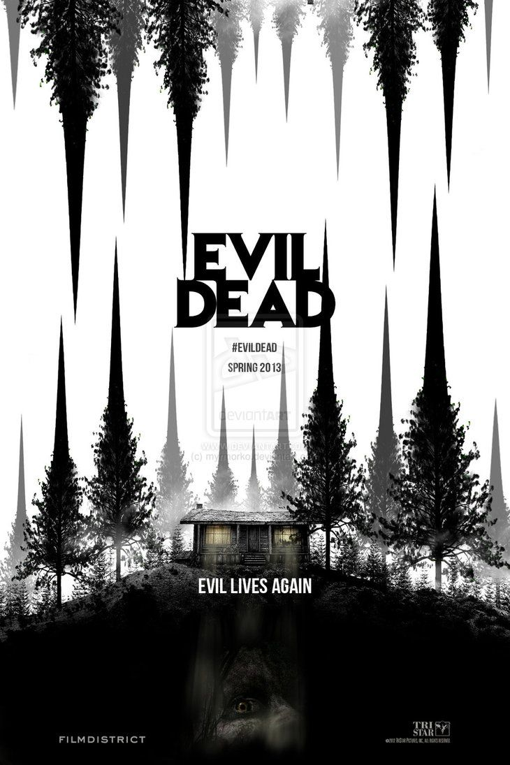 Just saw evil dead...bloody,but not like the original though. 2013 - Google Search