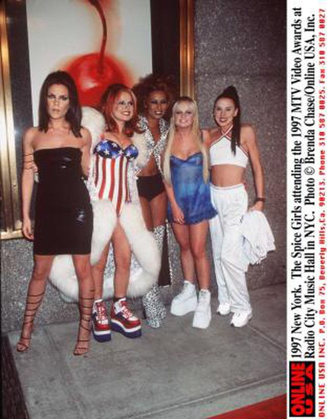 How to Dress Like the Spice Girls for Halloween | Spice