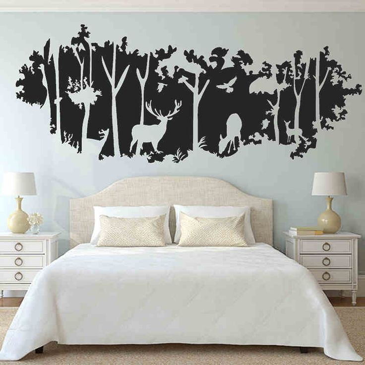 Best Bedroom Wall Stickers Ideas Only On Pinterest Wall
