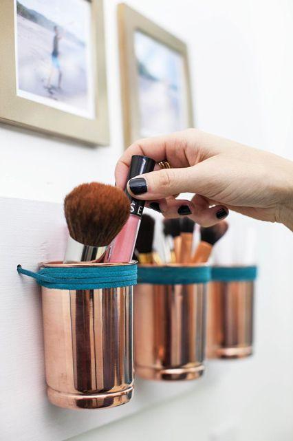 Kosmetyki w kubeczkach