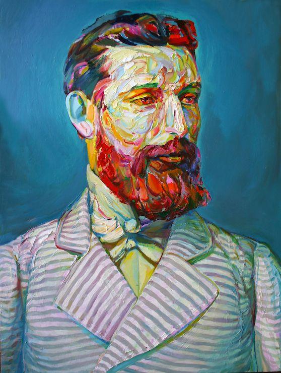 "Sloan Fine Art — Aaron Smith ""Fallalish"" Print"
