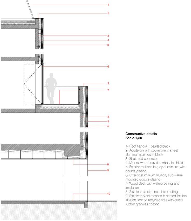 LAN Architecture, Julien Lanoo · Student residence