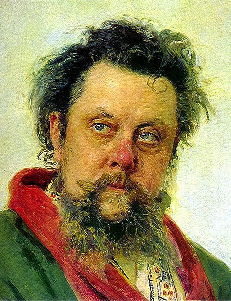 "Modest Mussorgsky's ""Pictures at an Exhibition"" is one of my favorite pieces of music."
