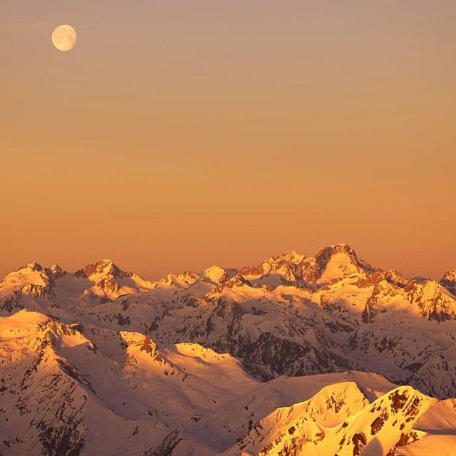 Pic du Midi (Hautes-Pyrénées) #TourismeMidiPy #Picdumidi