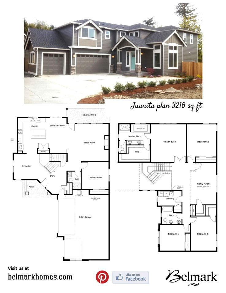 5 Bedroom Homes For Sale In Gilbert Az Minimalist Plans 20 Best Belmark Home Plans Images On Pinterest  Real Estate .