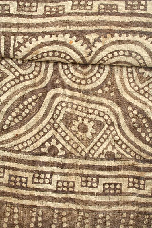 Ceremonial Textile (Sarita), Toraja culture, Indonesia, Sulawesi.
