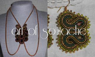 Πηγές του κόσμου knit - crochet cafe - Ολοφύτου 4 Ανω Πατήσια: ... art of soutache!!!