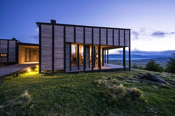 Awasi Patagonia in Torres del Paine designed by Felipe Assadi + Francisca Pulido