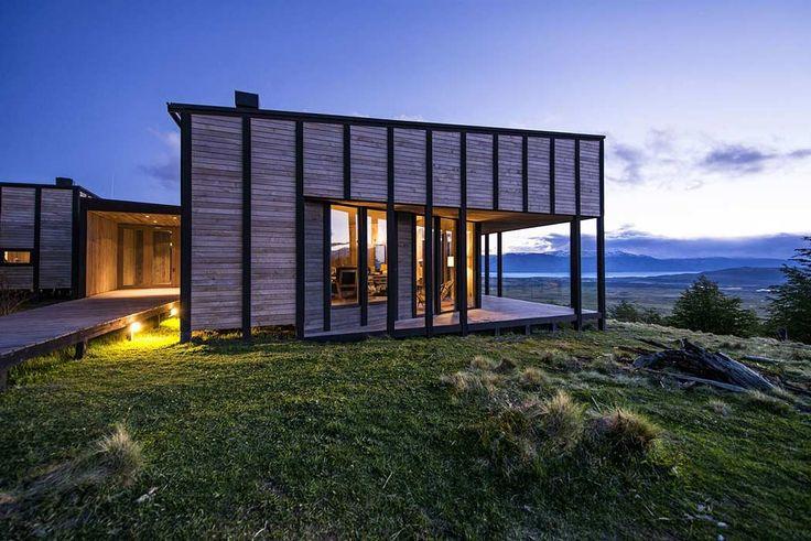 Awasi Patagonia in Torres del Paine designed by Felipe Assadi + Francisca Pulido