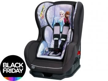 Cadeira para Auto Disney Frozen Cosmo SP - 04 posições de altura para Crianças de até 25 Kg