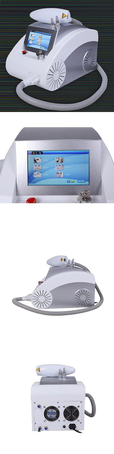 Tattoo Removal Machines: Q-Switch Nd: Yag Laser Tattoo Birthmark Removal Salon Use Machine BUY IT NOW ONLY: $1700.0
