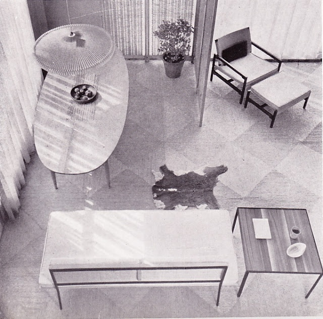 Lovely Olga Lee And Milo Baughmanu0027s Showroom, Los Angeles, 1950s