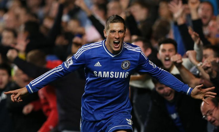 Torres heads to AC Milan on loan from Chelsea
