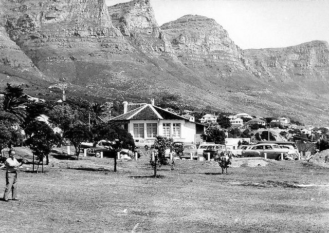 The lawns, Camps Bay 1965| Flickr - Photo Sharing!