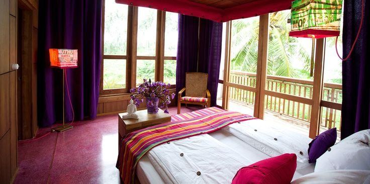 Room @ Underneath The Mango Tree Spa & Beach Hotel Resort Sri Lanka www.utmthotel.com