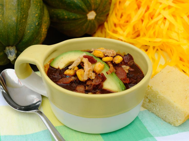 Get this all-star, easy-to-follow Texas Rising Chili Con Carne recipe from Jeff Mauro. sub almond flour maybe for the 2T cornmeal.