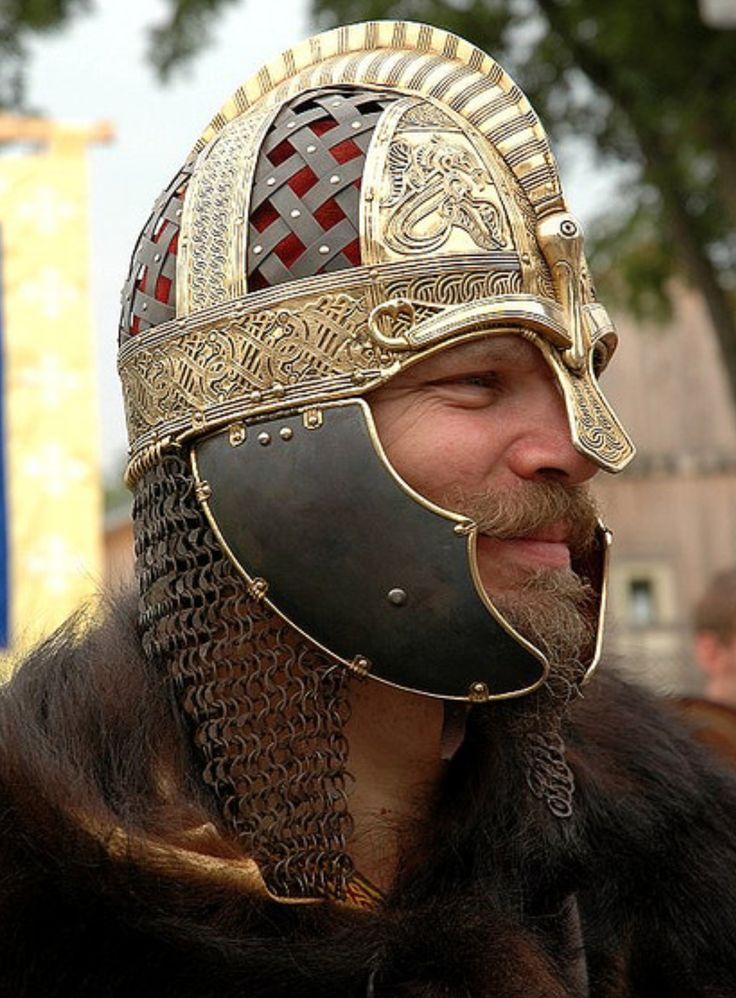 Wulfheodonas - Valsgarde (pre-viking) Reconstruction