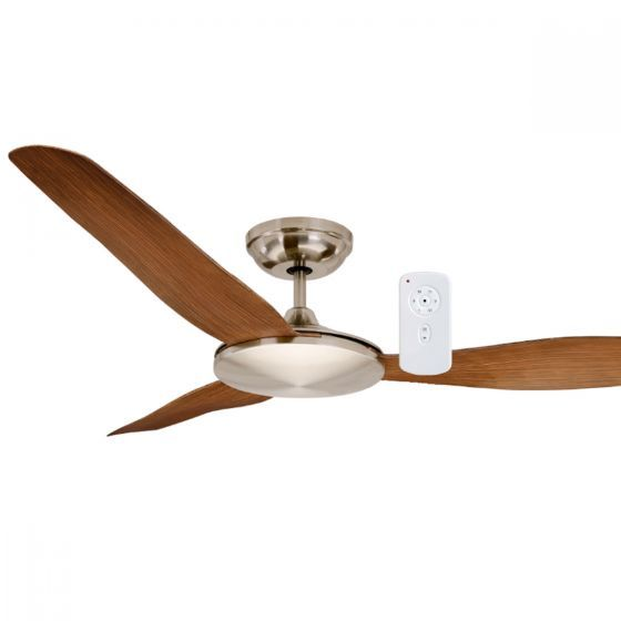 "Mercator Sorrento 52"" DC Ceiling Fan with 6 Speed Remote Control"
