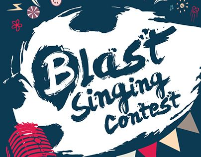 """Check out new work on my @Behance portfolio: """"POSTER - Blast Singing Contest at Panada Night Market"""" http://be.net/gallery/38016725/POSTER-Blast-Singing-Contest-at-Panada-Night-Market"""