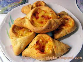 Πεϊνιρλί με αφράτη ζύμη - από «Τα φαγητά της γιαγιάς»