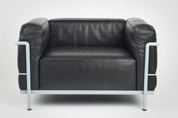 Кресло Gran Confort  Ле Корбюзье, Пьер Жаннере, Шарлотта Перриан 1928