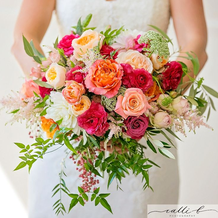 Wedding Diaries features the latest work from Mondo Floral Designs