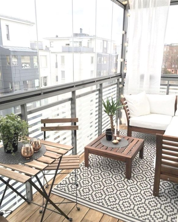 Apartment Patio Ideas And Designs Is In Fact Importtant For Your Style See More Practically Gardens Outdoor Rooms