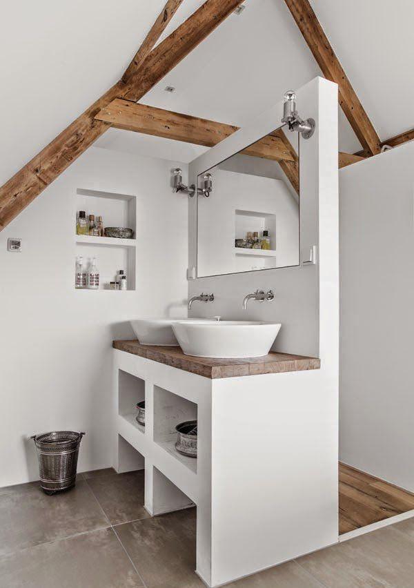 Las 25 mejores ideas sobre interiores r sticos modernos - Interiores rusticos modernos ...