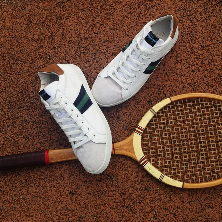 Last Days of SUMMER SALE!  Choose your tennis style with BORG shoes