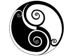 Image result for tribal koru tattoo