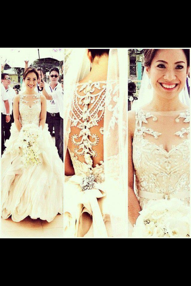 31 best images about filipina bride on pinterest for Anomalie wedding dress