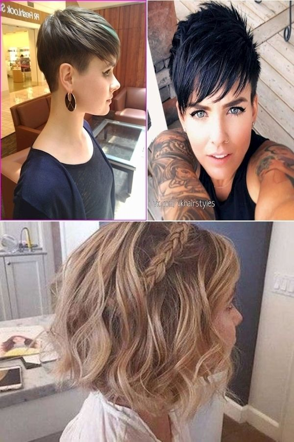 Different Short Haircuts Short Hair In 2016 Ponytail Styles In 2020 Hair Styles Short Hair Styles Ponytail Styles
