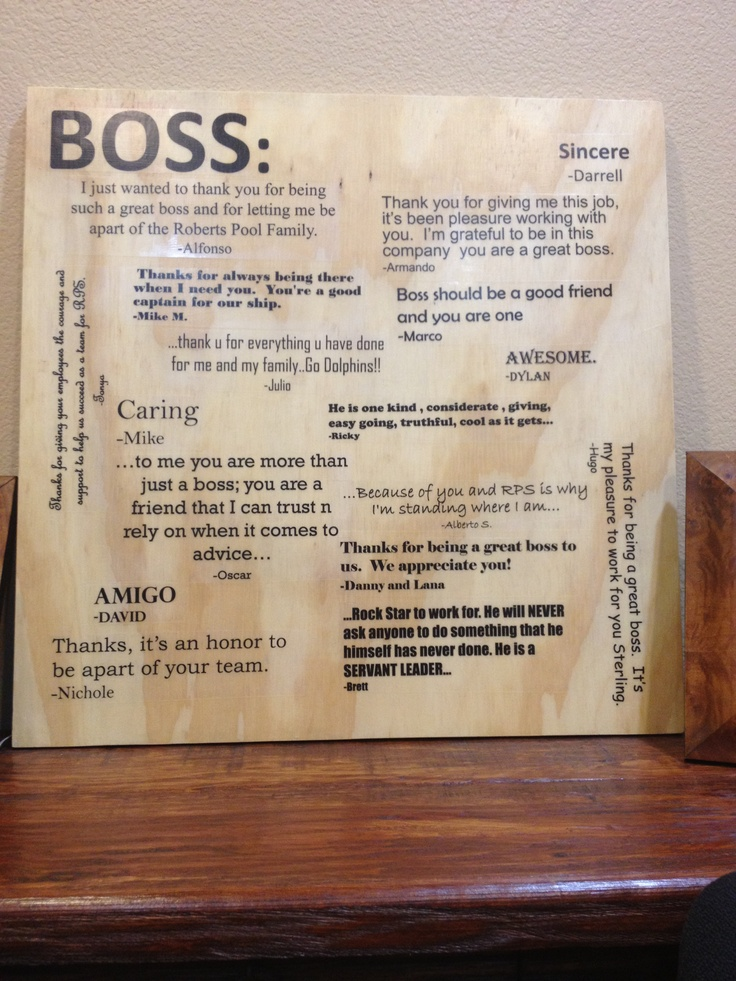 The 25+ best Farewell message to boss ideas on Pinterest Office - thank you note to boss