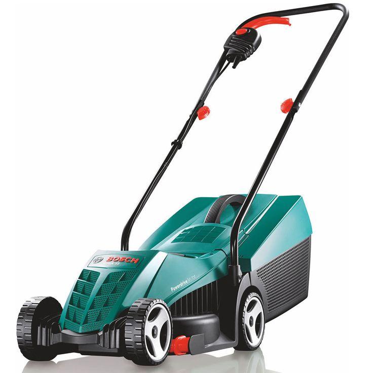 Bosch Rotak 32 Electric Lawn Mower 32cm