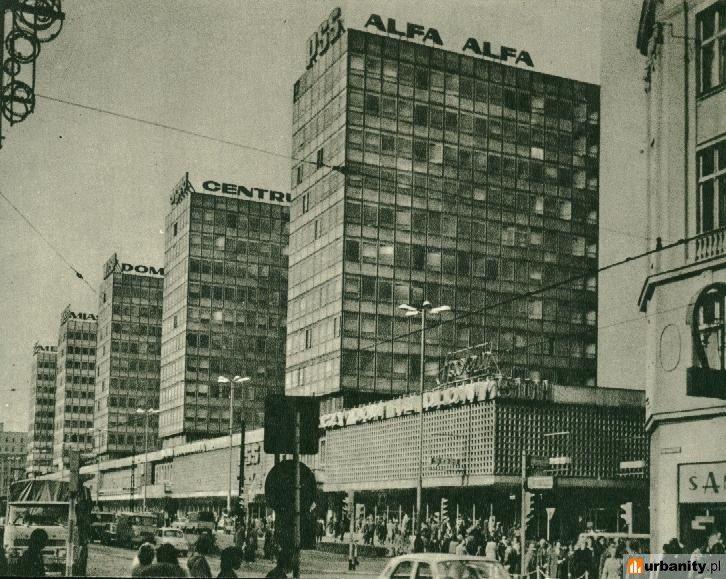 Poznan Poland, Alfa Poznan
