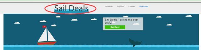 #Sail Deals Entfernen, Wie Man Adware Effektiv Entfernen