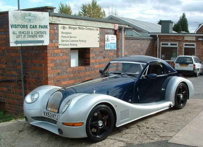 Superior Morgan Car..... I Just Canu0027t Get Enough!