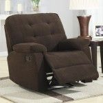 Coaster - Recliners Corduroy Rocker Recliner - 600190   SPECIAL PRICE: $437.50