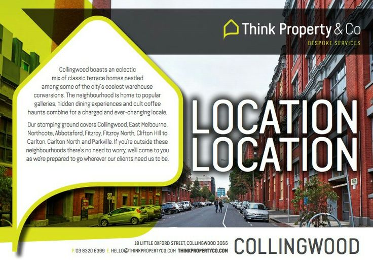 Client campaign Think Property & co