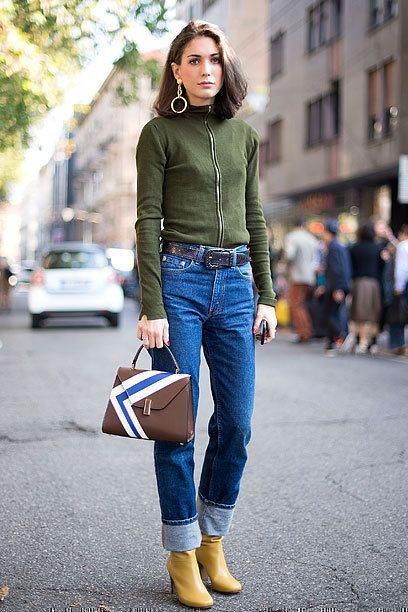 Herbst-Trends 2016| 12 Arten, wie wir jetzt Jeans tragen