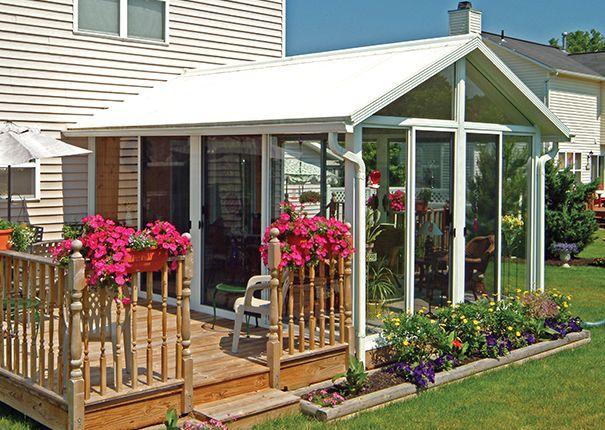 Best 25 Sunroom kits ideas on Pinterest  Sunroom diy Porch to sunroom and 3 season deck ideas