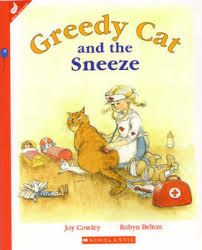 Read, Learn, and Shine: Greedy cat and the sneeze