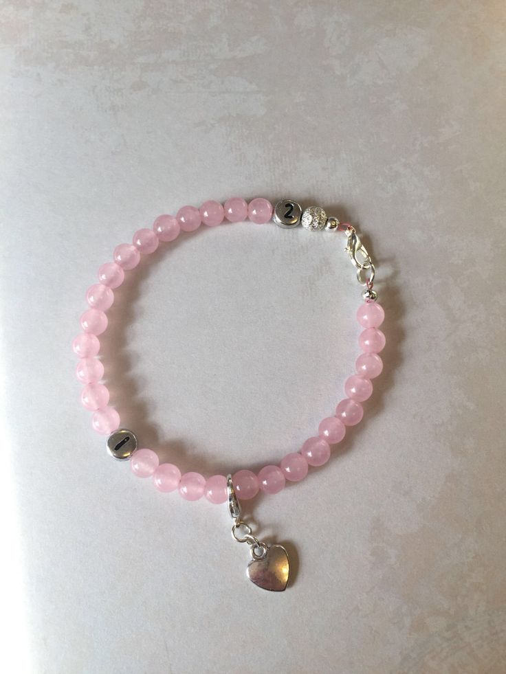 Pink weight loss tracker bracelet, slimming aid, weight loss, lifestyle aid, weight watchers, gift for her, rose quartz bracelet, diet aid by DianaSianCrafts on Etsy https://www.etsy.com/uk/listing/228498469/pink-weight-loss-tracker-bracelet