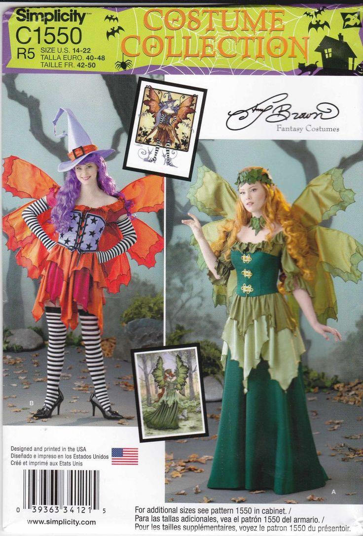 579 besten DIY Costumes & Moonwishes Patterns Bilder auf Pinterest ...