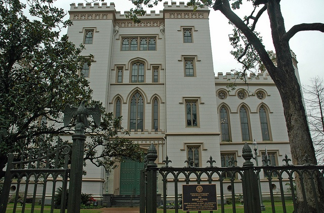 Old State Capitol Baton Rouge, Louisiana